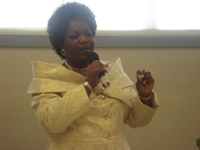 Pastor (Mrs) Phillips