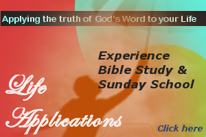 Life Applications for the Word of God